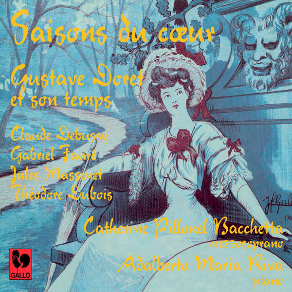 Saisons du cœur, Gustave Doret et son temps - Catherine Pillonel Bacchetta, Adalberto Maria Riva
