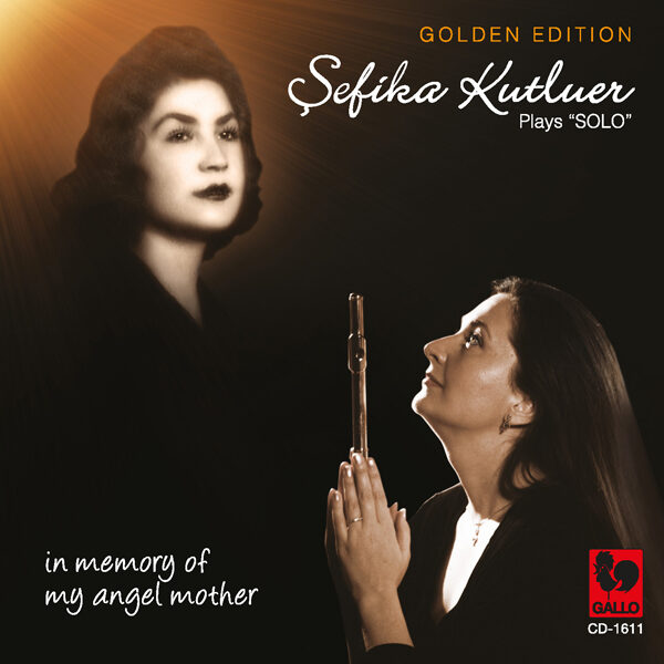 """Sefika Kutluer Play Solo """"In Memory of my Angel Mother"""""""