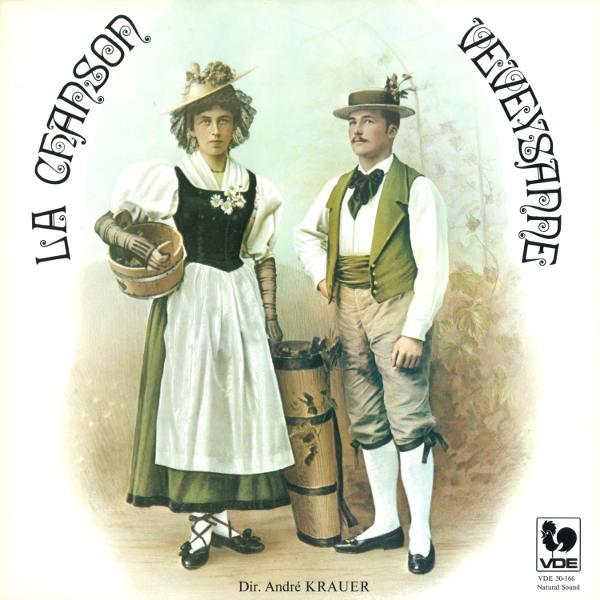 Joseph BOVET: La Fanfare du printemps - liauba - Traditional: A Moléson - GARDAZ: Chanson oubliée. La Chanson Veveysanne - André Krauer, dir.