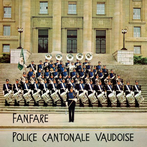 Fritz SIEGFRIED: Marche des Mercenaires - Edward GRIEG: 2 Elegiac Melodies: The Last Spring - Fanfare de la Police Cantonale Vaudoise