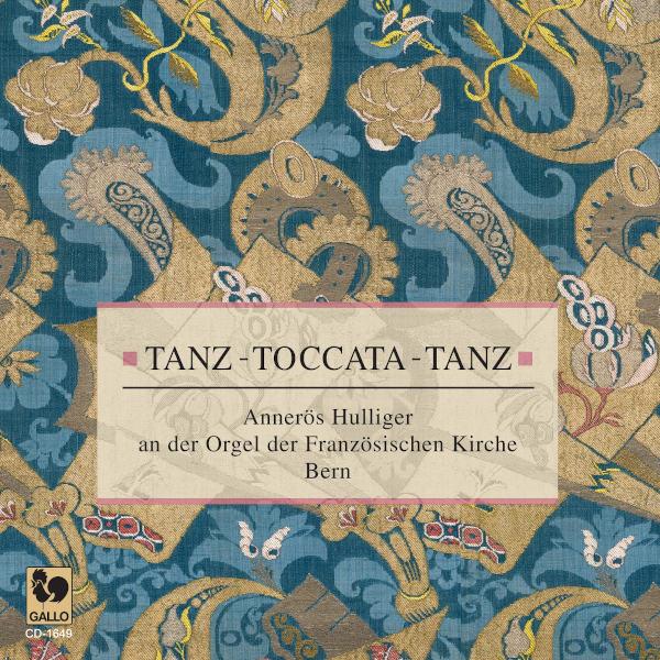 Tanz - Toccata - Tanz - BACH: Toccata, Adagio and Fugue in C Major, BWV 564 - DELALANDE: Symphonie des Noëls - Annerös Hulliger, orgue.