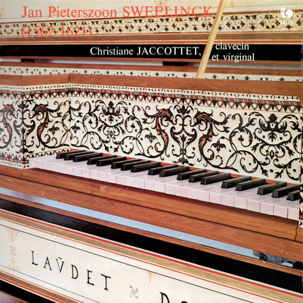 Jan Pieterszoon SWEELINCK: Toccata Noni Toni in A Minor, SwWV 297 - Poolse almande, SwWV 330 - Christiane Jaccottet, clavecin.