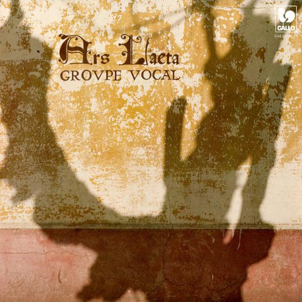 Poulenc: Vinea mea electa - Morax: Le vieux jardin - Binet: Chanson - Groupe Vocal Ars Laeta - Robert Mermoud, direction