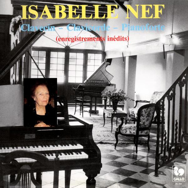 Bach: Invention, BWV 772 à 786 - Couperin: Les roseaux - Mozart: Rondo in D Major, K. 485 - Isabelle Nef, clavecin
